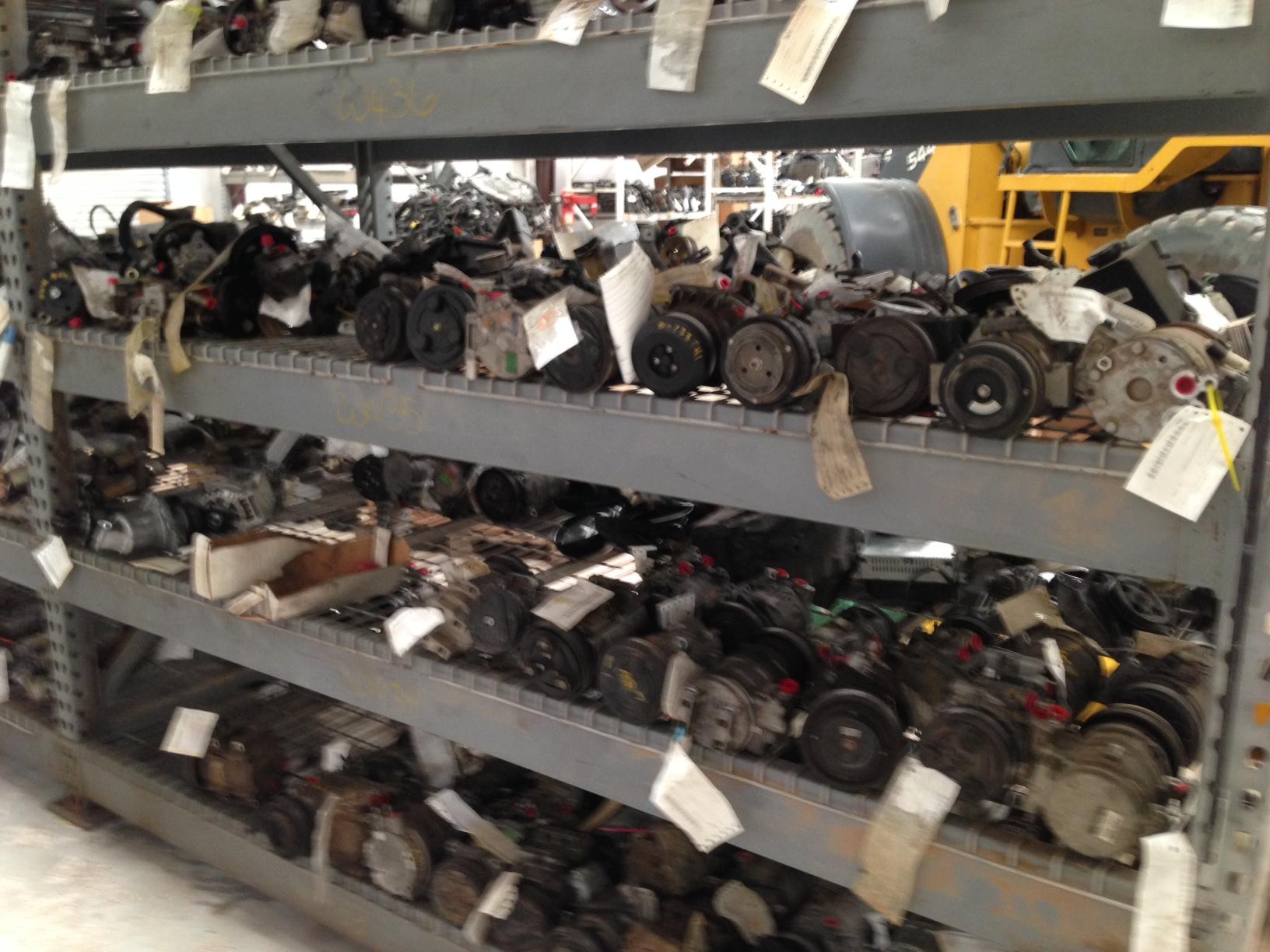 A/C Compressors, Starters, Alternators & Much More